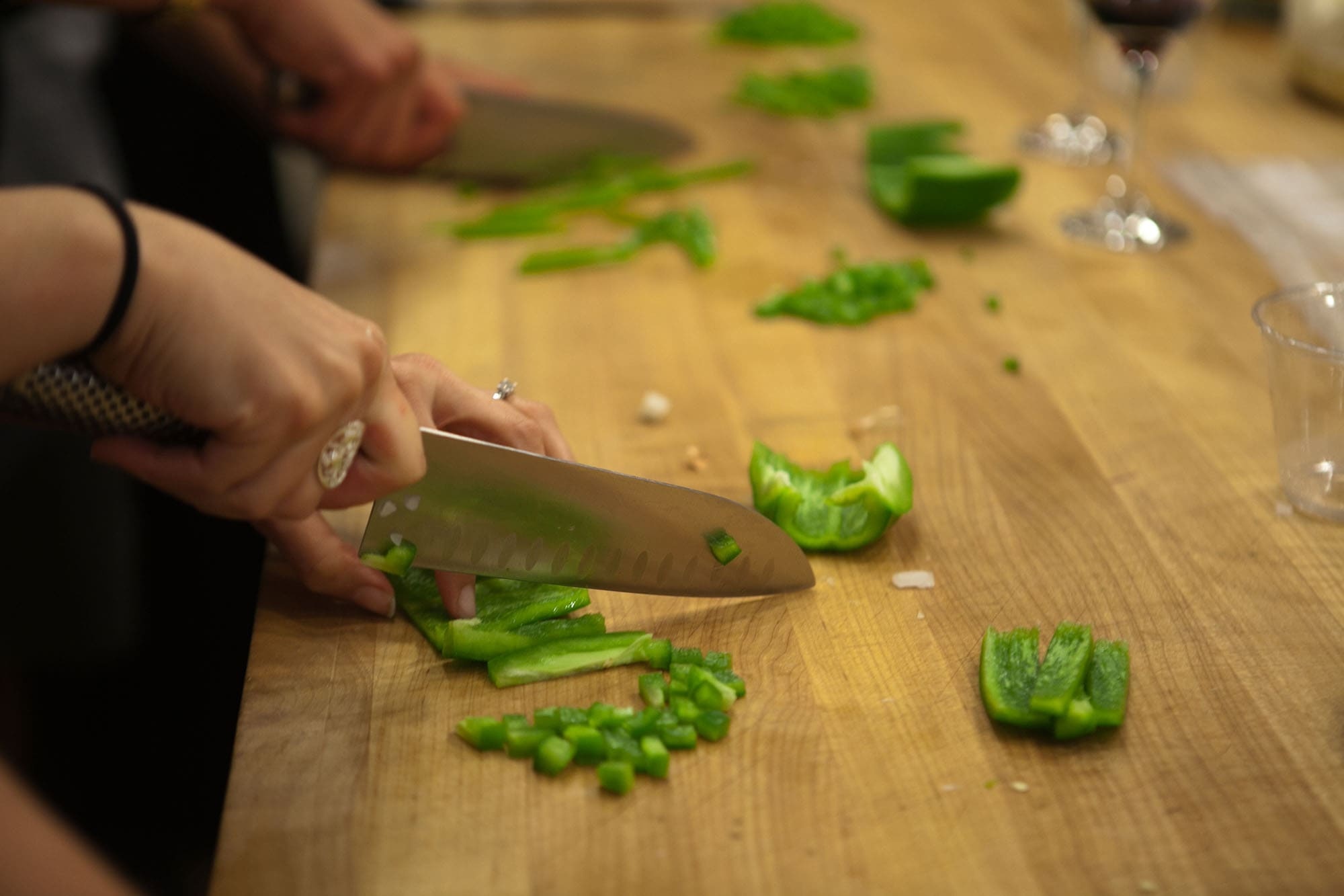 Life List 42 Learn To Properly Use Kitchen Knives