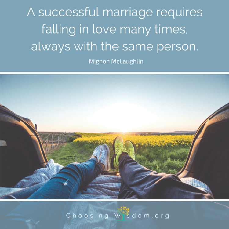 My Marriage's Most Meaningful Lessons