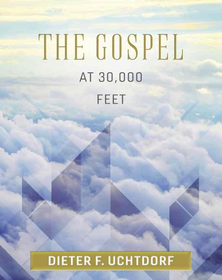 Who couldn't help but love the way Elder Dieter F. Uchtdorf draws on his real-life experiences from flying and connects them with life in a way we can all relate. The Gospel at 30,000 is a culmination of aerodynamic stories, parables, and lessons Elder Uchtdorf has shared over the years.