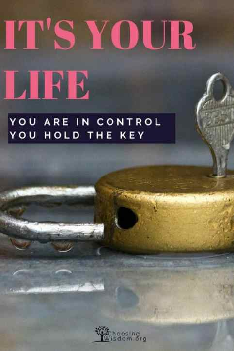 Key opening lock