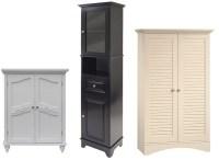 19 Bathroom Freestanding Storage Ideas - Extended Homes ...