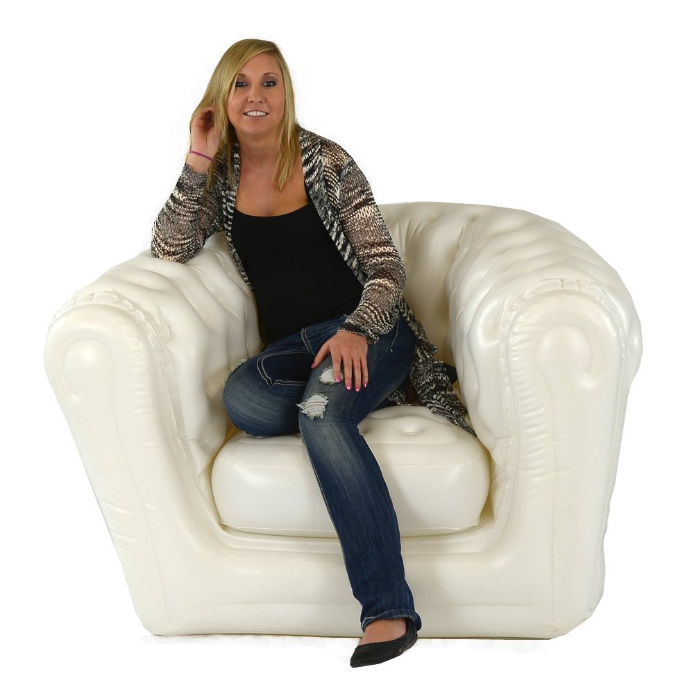 inflatable lawn chair mid century plywood lounge and ottoman chairs for adults – choozone