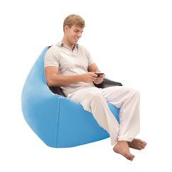 Inflatable Water Chairs For Adults Crushed Velvet And Table Furniture