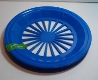 Plastic paper plate holders  ChoozOne