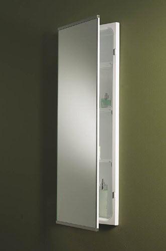 Narrow bathroom wall cabinet  ChoozOne