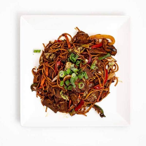 Kacsás wok