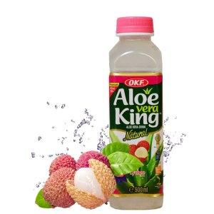 Aloe Vera King licsi, 0,5 l