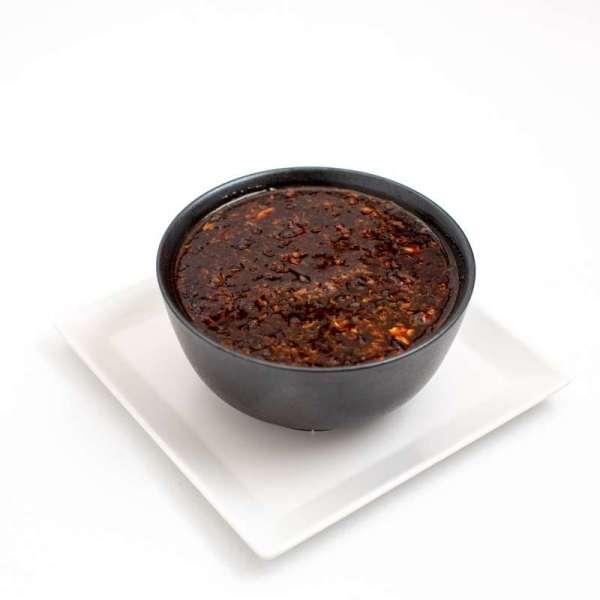 Csípős leves
