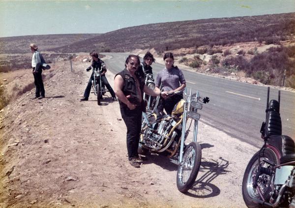 San Diego Chariots MC 04
