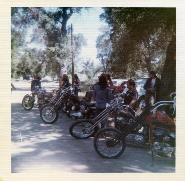 San Diego Chariots MC 23