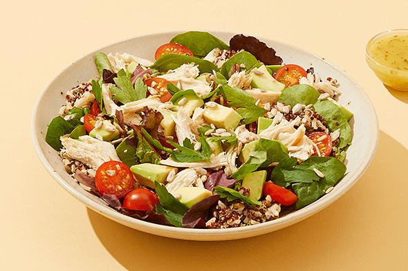 Chicken and Avocado Salad