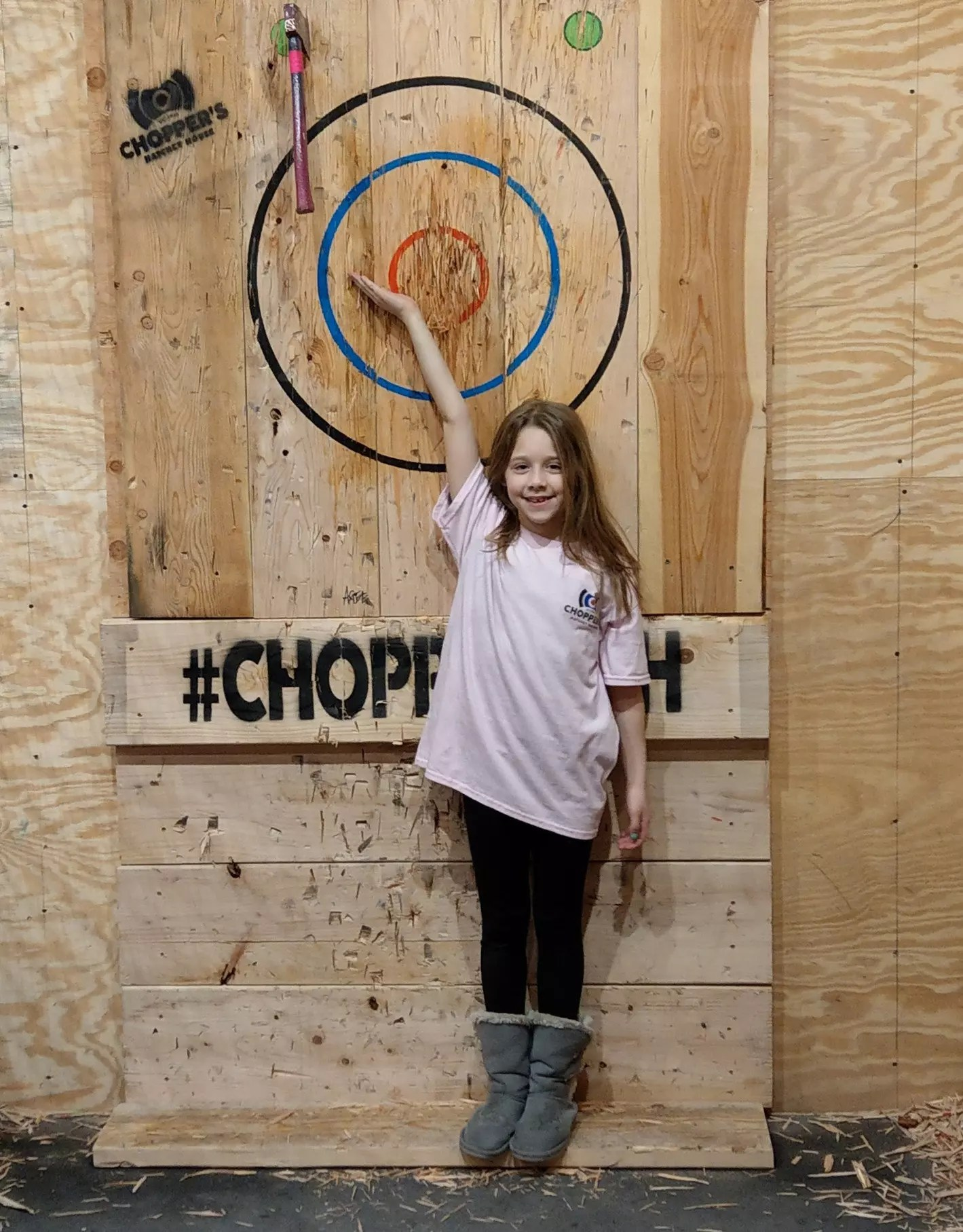 Youth Axe Throwing Leagues