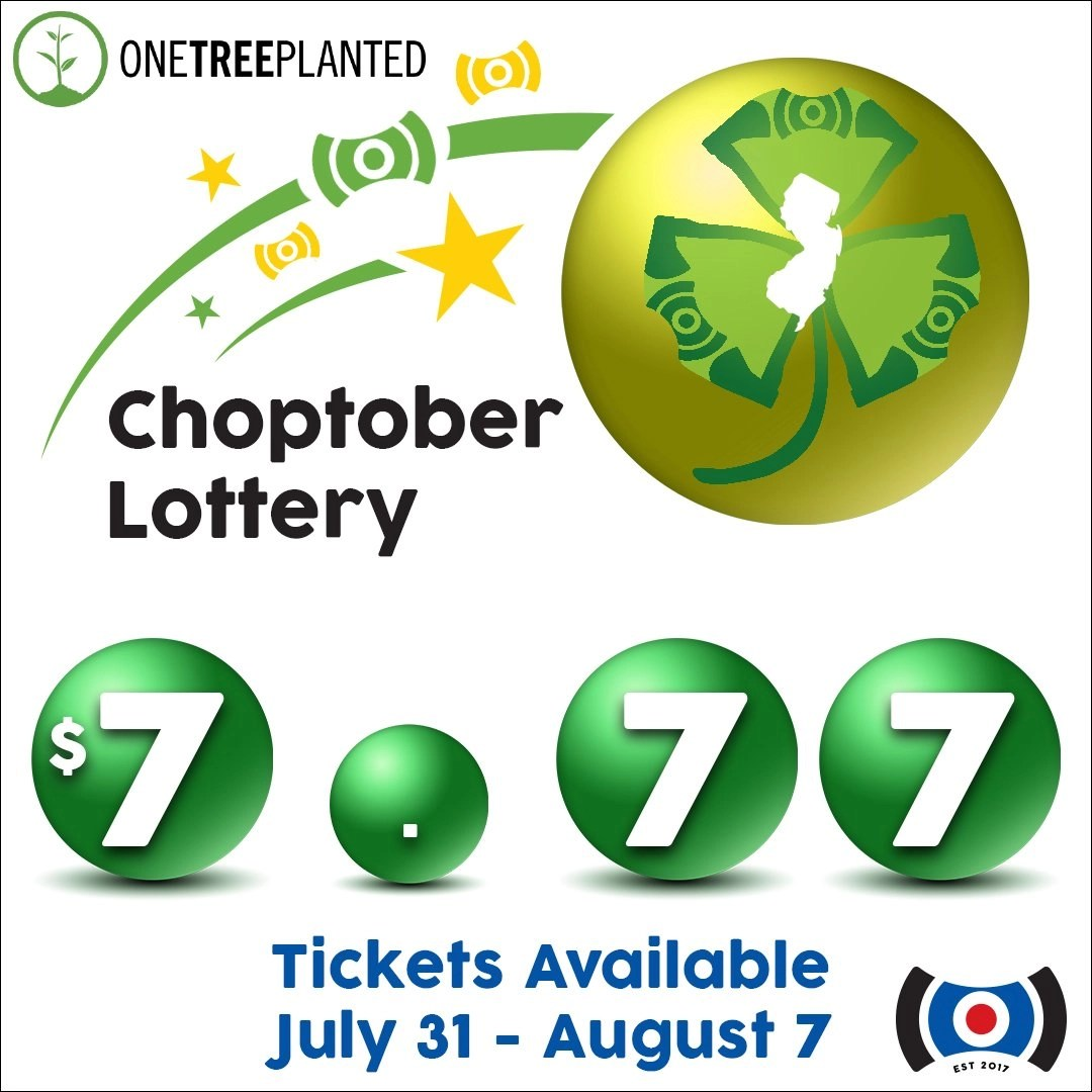 Choptober Challenge Lottery