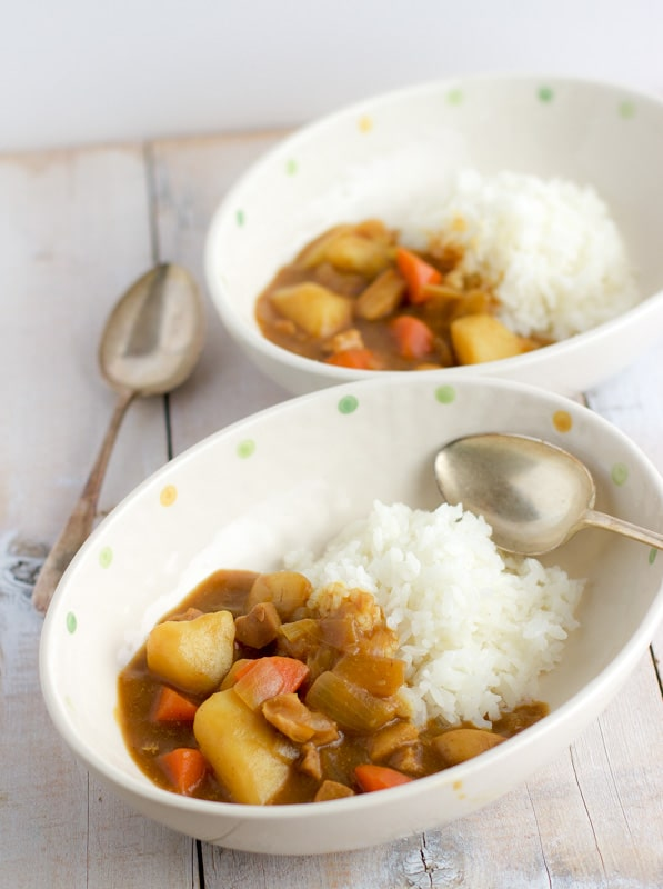 Japanese Curry Rice 2