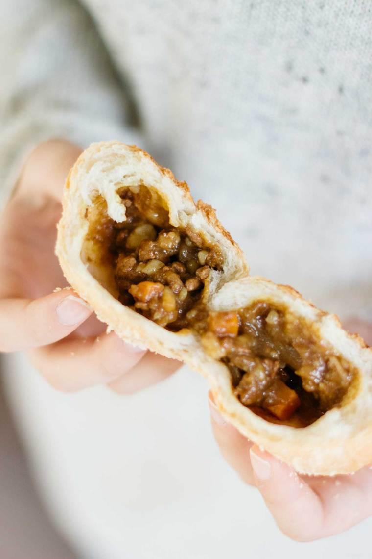 Curry Bread - Karee Pan カレーパン | Chopstick Chronicles