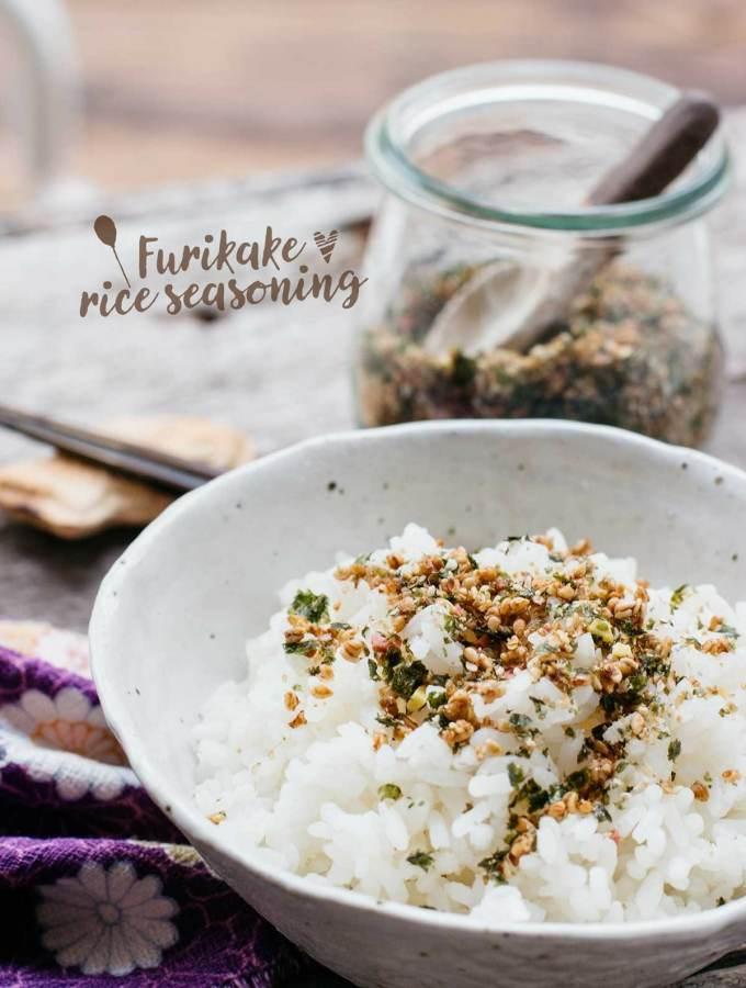 Furikake Rice seasoning ふりかけ