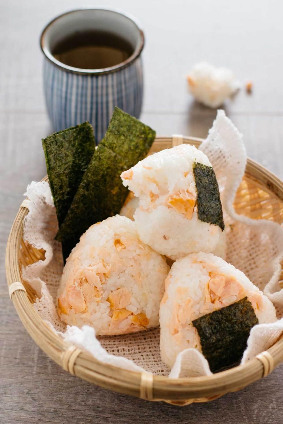 Sake Onigiri