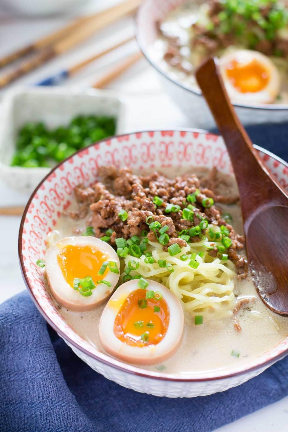 Miso egg