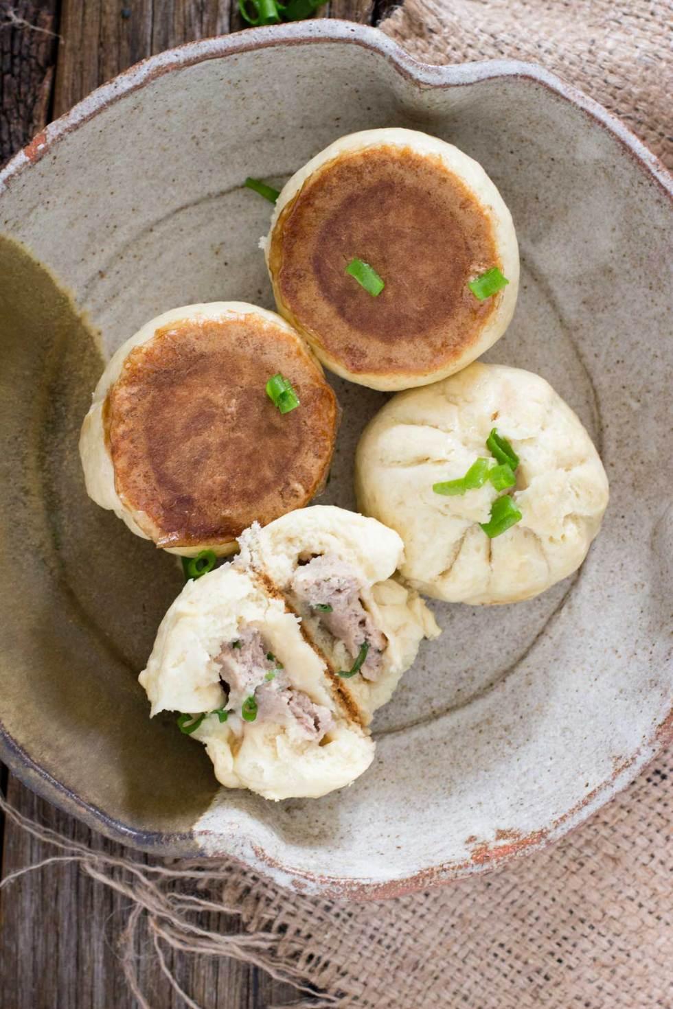 pan fried butaman