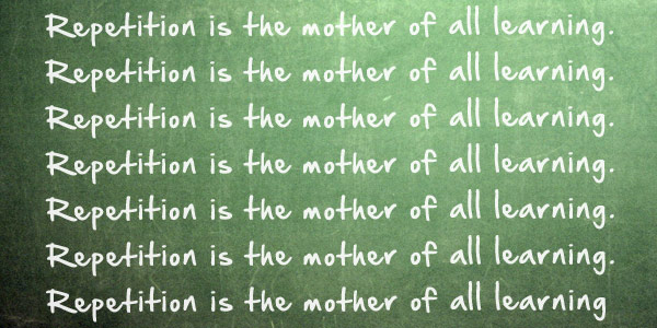 Image result for repetition