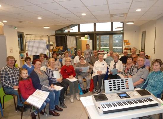 Chorale le Choeur de la Source_Stage vocal