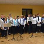 Concert de la chorale à l'occasion des voeux du Maire de Tupin et Semons