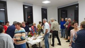 Retour en image sur les anniversaires des membres de la chorale Le Choeur de la Source de Tupin et Semons