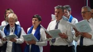 Concert de la Chorale le Choeur de la Source de Tupin et Vienne