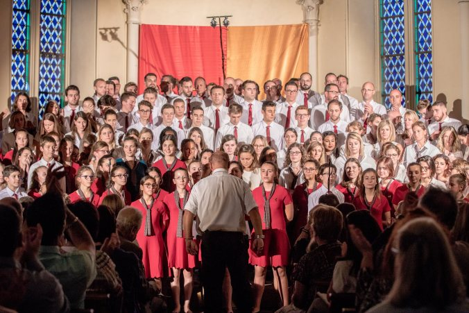 chorale anguelos