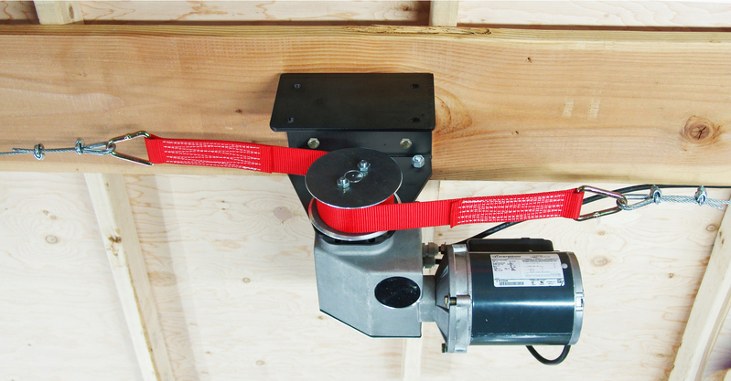 Strap Winch  Inlets and Winches  Climate Control