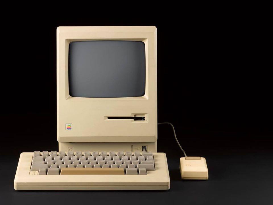 komputer w muzeum informatyki peek poke