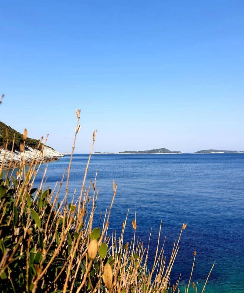 wybrzeże Lastova