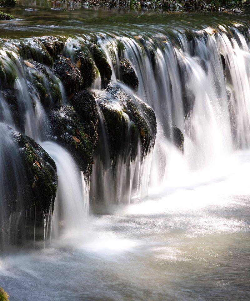 wodospad na rzece Ljuta w Konavle