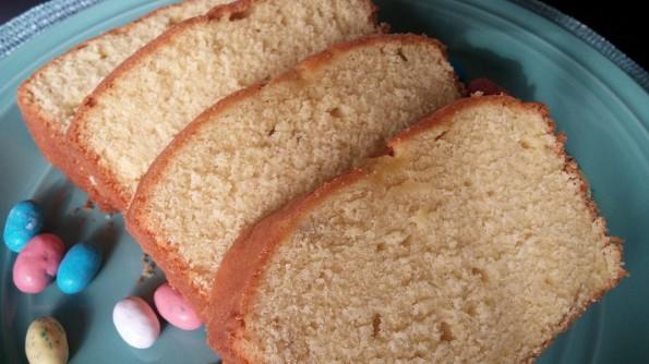 Vanilla Butter-Nut Pound Cake