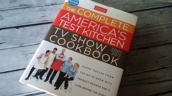 Cookbook of the Month - October 2016