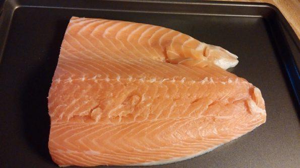 Baked Honey Dijon Salmon