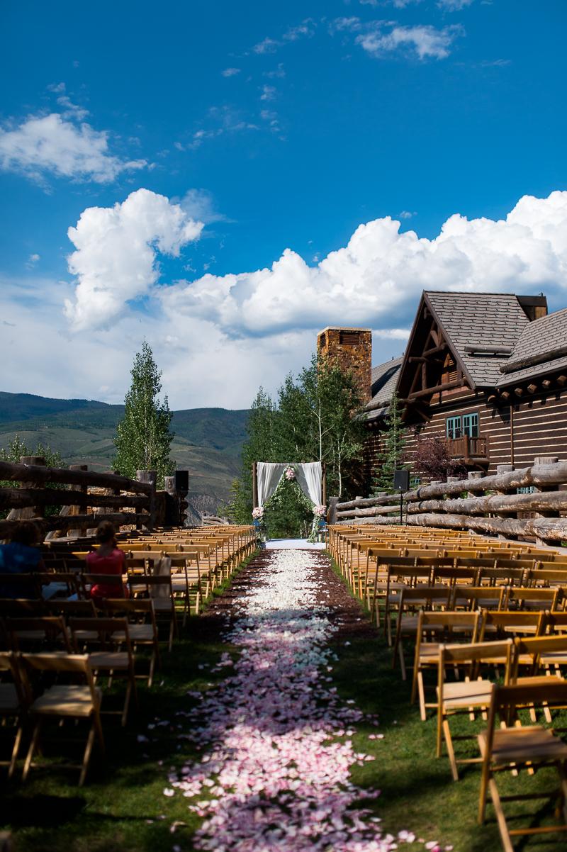 Ritz Carlton Bachelor Gulch Wedding in Beaver Creek Colorado