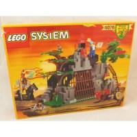LEGO Castle Sets: Dragon Masters 6076 Dark Dragon's Den NEW