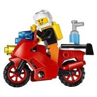 LEGO Juniors Sets: 10740 Fire Patrol Suitcase NEW