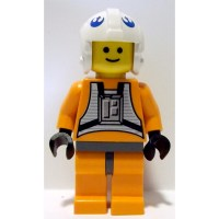 LEGO Minifigure: LEGO Star Wars Classic Dack Ralter (SW012 ...
