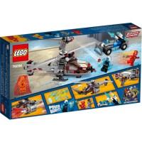 LEGO Super Heroes Sets: DC Comics 76098 Speed Force Freeze ...