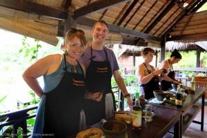 Tamarind Cooking School Luang Prabang