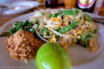 Pad Thai - Sukhothai style