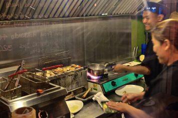 Fatboy Sushi Inside
