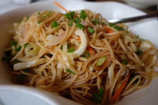 Tibet Kitchen Chow Mein