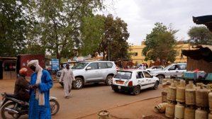 Niamey Niger Streets