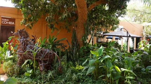 Niamey Niger Brasserie QG - Restaurant gastronomique Le BLEU