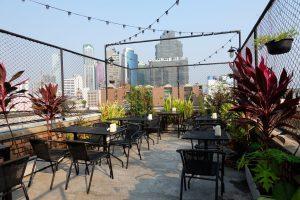 Palate Bangkok Rooftop Bar