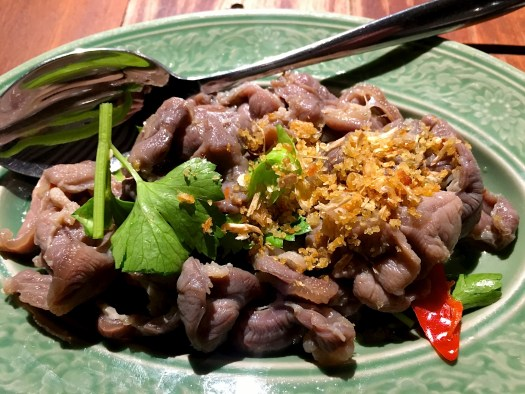 Supanniga Cruise Bangkok Beef