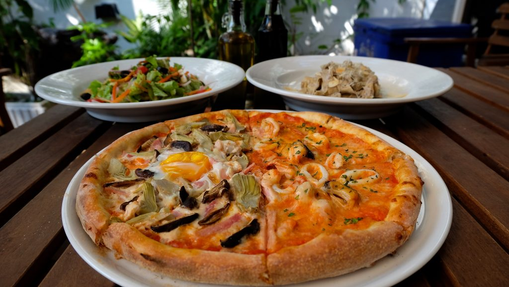 Sole Mio - Excellent Italian Fare & Service in Bangkok!
